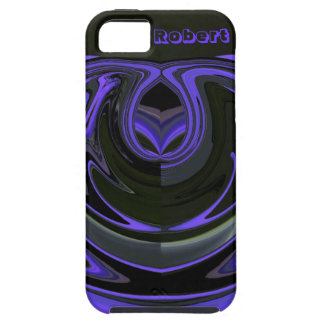 Abstract Amethyst Psychedelia 2 iPhone 5 case