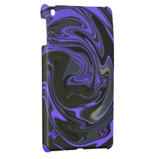 Abstract Amethyst Psychedelia 3 iPad Mini Case