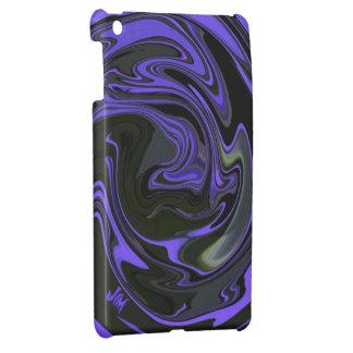 Abstract Amethyst Psychedelia 3 iPad Mini Case