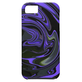 Abstract Amethyst Psychedelia 3 iPhone 5 case
