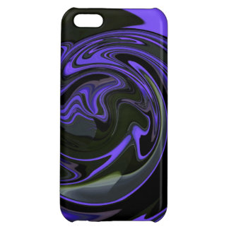 Abstract Amethyst Psychedelia iPhone 5 case