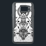 "Abstract Ancient Native Indian Tribal OtterBox Samsung Note 5 Case<br><div class=""desc"">Abstract ancient native american indian tribal style tiki totems and decorations.</div>"