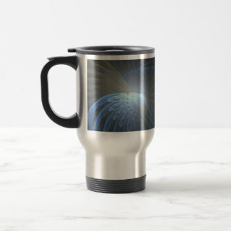 Abstract Angels Travel Mug