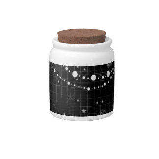 Abstract Animal Butterfly Spirit Design Candy Jars