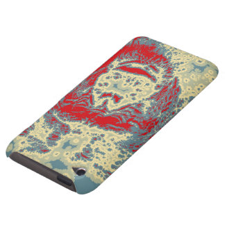 abstract Animal - Chimpanzee iPod Touch Case-Mate Case