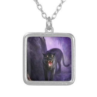 Abstract Animal Deadly Panther Pendants