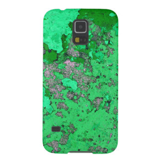 Abstract Antique Junk Style Fashion Art Solid Shin Case For Galaxy S5