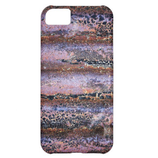 Abstract Antique Junk Style Fashion Art Solid Shin Case For iPhone 5C