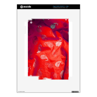 Abstract Antique Junk Style Fashion Art Solid Shin iPad 2 Skins