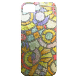 Abstract Antique Junk Style Fashion Art Solid Shin iPhone SE/5/5s Case