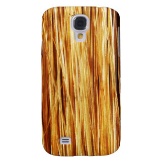 Abstract Antique Junk Style Fashion Art Solid Shin Samsung Galaxy S4 Cover