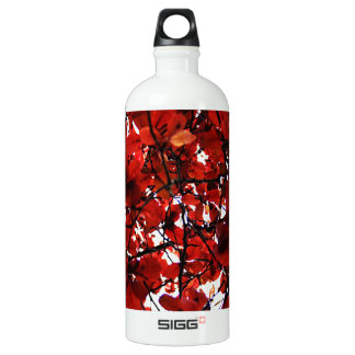 Abstract Antique Junk Style Fashion Art Solid Shin Water Bottle