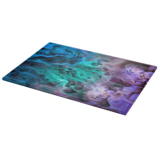 Abstract Apophysis Fractal I Cutting Board