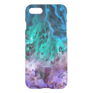 Abstract Apophysis Fractal I + your idea iPhone 8/7 Case