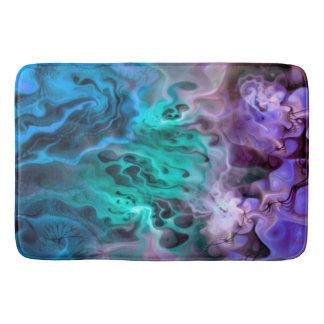 Abstract Apophysis Fractal I + your ideas Bath Mat