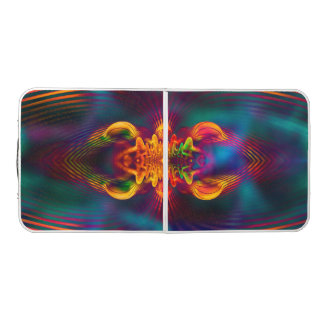 Abstract Apophysis Fractal XI + your ideas Pong Table