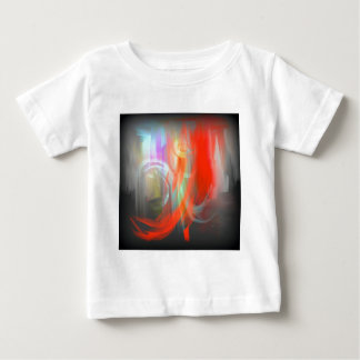 Abstract Apparition Baby T-Shirt