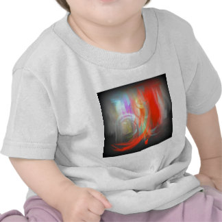 Abstract Apparition Shirts