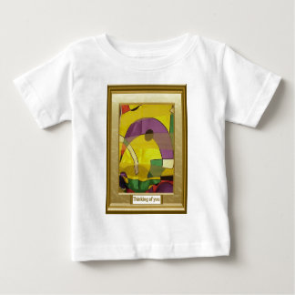 Abstract arches tshirt