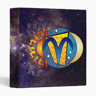 Abstract Aries Binder