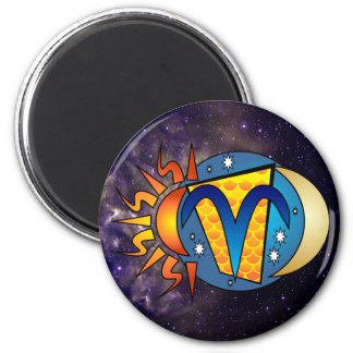 Abstract Aries Magnet