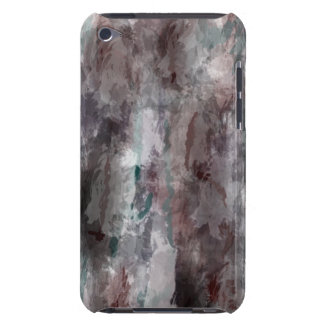 Abstract art 01 original digital painting iPod touch case