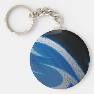 Abstract Art 03 Keychain