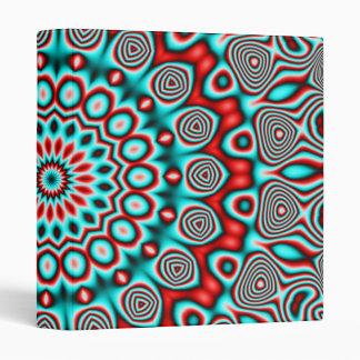 Abstract Art 100 Binder