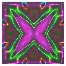 Abstract Art 120 Custom Fabric