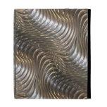 Abstract Art 129 iPad Folio Cases