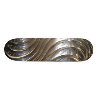 Abstract Art 129 Skateboard