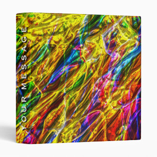 Abstract Art 143 Binder