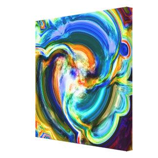 Abstract Art 146 Canvas Print