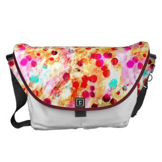 Abstract Art 148 Messenger Bag