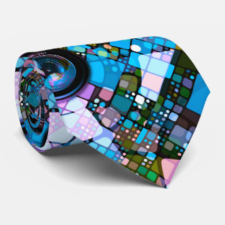 Abstract Art 151 Tie