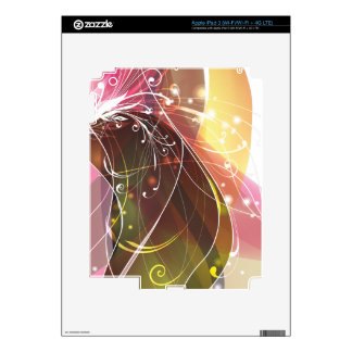 Abstract Art 15 i Pad Skin iPad 3 Skins