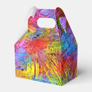 Abstract Art 171 Favor Box