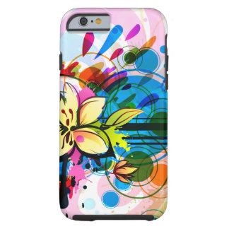Abstract Art 26 Case Tough iPhone 6 Case
