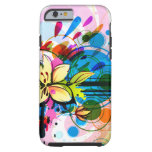 Abstract Art 26 Case iPhone 6 Case