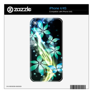 Abstract Art 27 Phone Skin iPhone 4S Decal