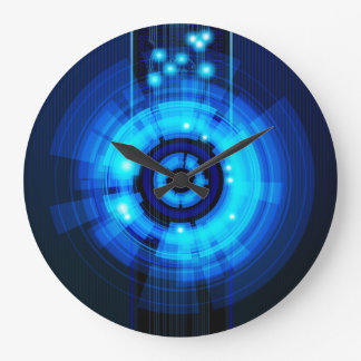 Abstract Art 29 Clock