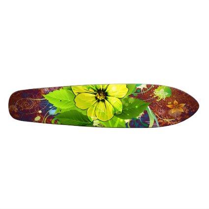 Abstract Art 36 Skateboard