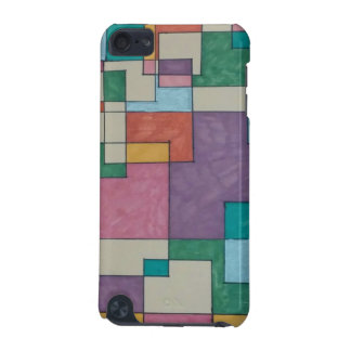 Abstract Art 3 iPod Touch (5th Generation) Cover