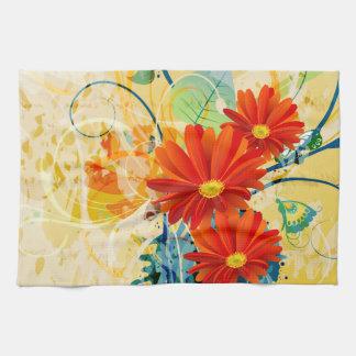Abstract Art 40 Kitchen Towel