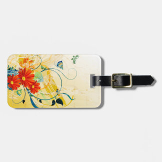 Abstract Art 40 Luggage Tags