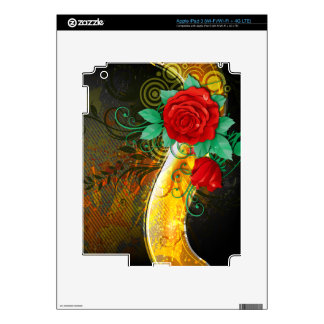 Abstract Art 41 i Pad Skin Decals For iPad 3