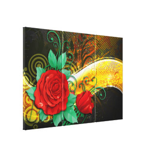 Abstract Art 41 Wrapped Canvas