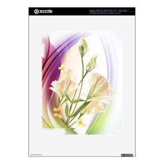 Abstract Art 46 i Pad Skin iPad 3 Skin