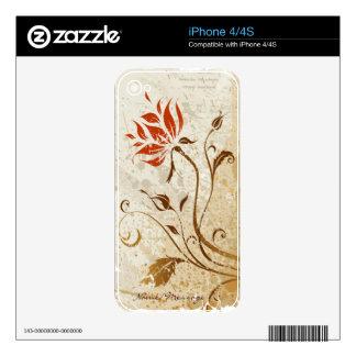 Abstract Art 50 Phone Skin iPhone 4 Skins