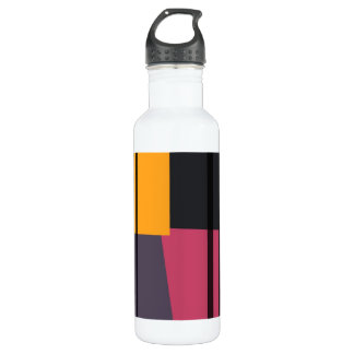 Abstract Art #5  Stainless Steel Water Bottle